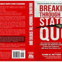 Book Breakthrough Cover - Author Front KARIN RETTGER